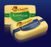 Разработка упаковки для сыра «Mr.Cheese»
