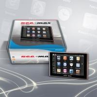 Дизайн упаковки для GPS навигаторов «SeeMax»