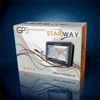 Дизайн упаковки для GPS навигаторов