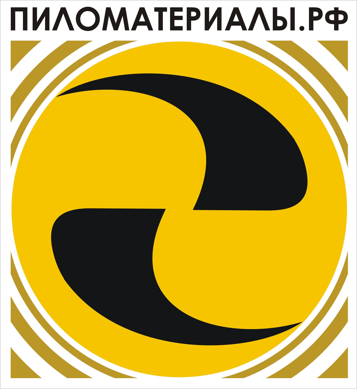 """Создание логотипа и фирменного стиля """"Пиломатериалы.РФ"""" фото f_37252fcb6b198a21.jpg"""