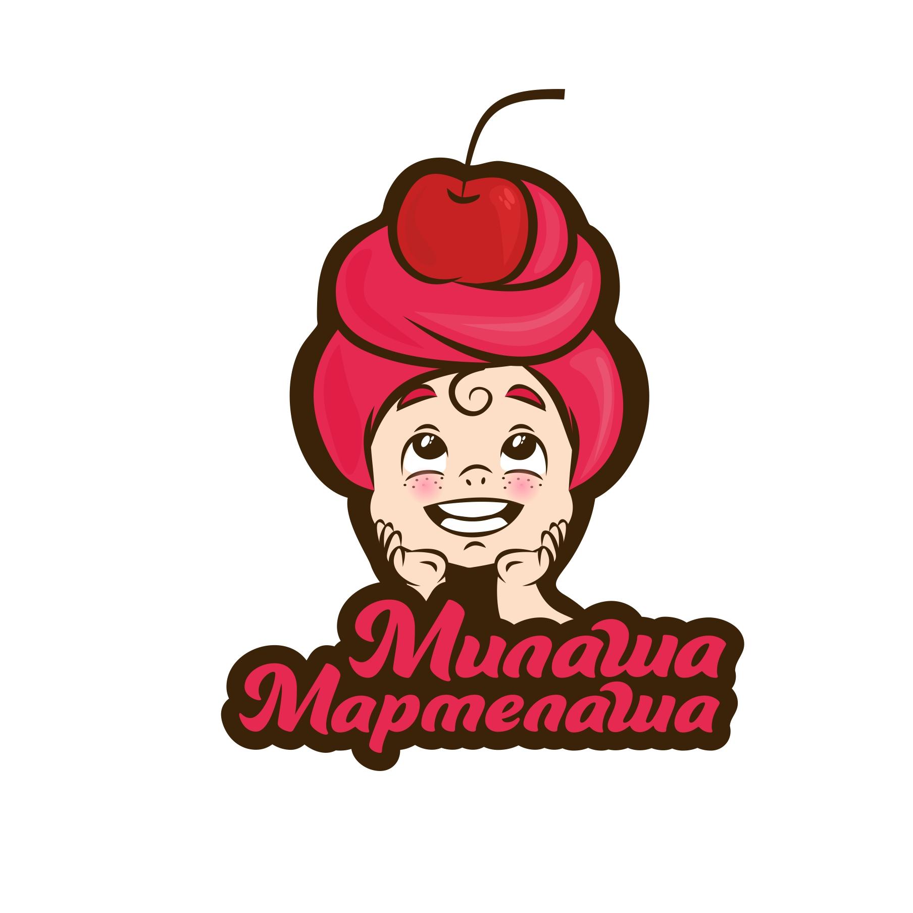 """Логотип для товарного знака """"Милаша-Мармилаша"""" фото f_263587632866170e.jpg"""