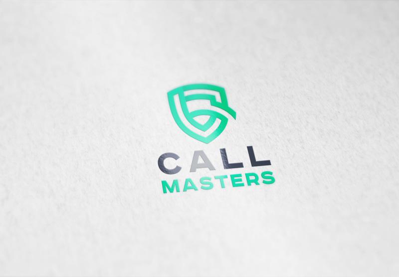 Логотип call-центра Callmasters  фото f_9115b6b2df974164.jpg