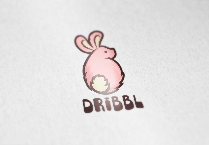 Разработка логотипа для сайта Dribbl.ru фото f_9695a9beb0a5a1ba.jpg