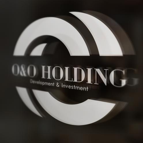 """Разработка Логотипа +  Фирменного знака для компании """"O & O HOLDING"""" фото f_4115c7e4dffde6f2.png"""