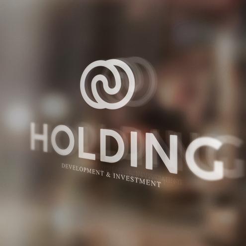 """Разработка Логотипа +  Фирменного знака для компании """"O & O HOLDING"""" фото f_4285c7d824975577.png"""