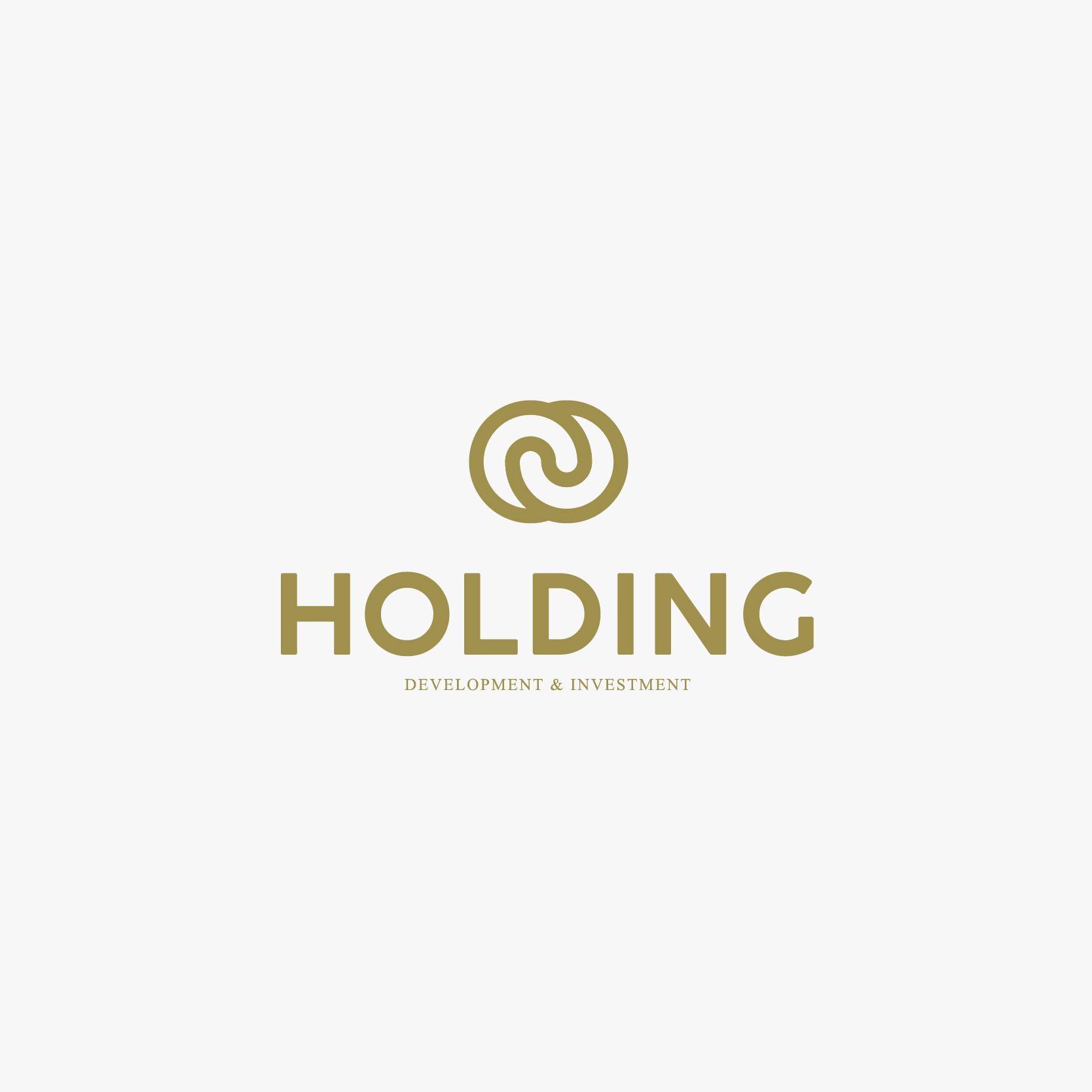 "Разработка Логотипа +  Фирменного знака для компании ""O & O HOLDING"" фото f_4915c7d7ccc06c06.jpg"