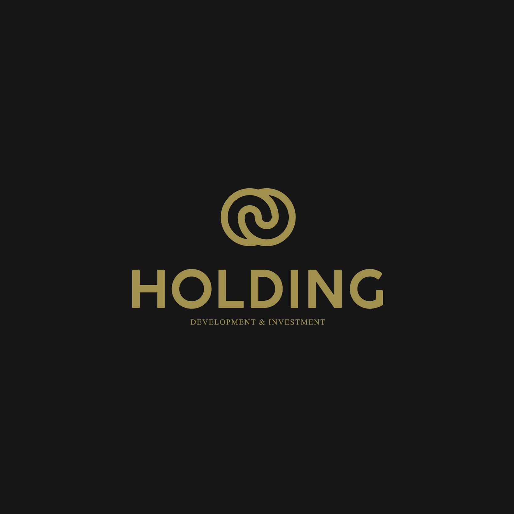 "Разработка Логотипа +  Фирменного знака для компании ""O & O HOLDING"" фото f_5925c7d7cc9720c6.jpg"