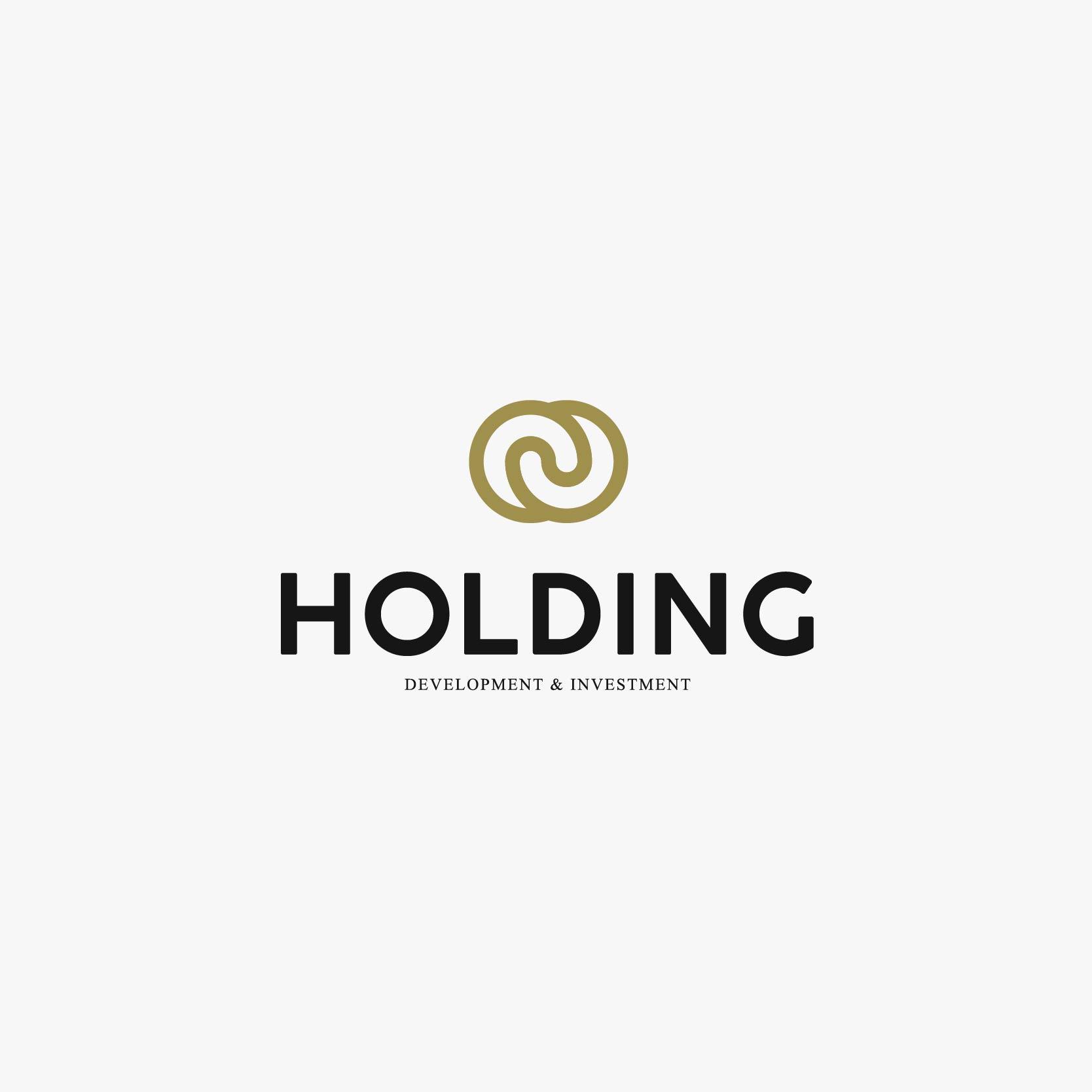 "Разработка Логотипа +  Фирменного знака для компании ""O & O HOLDING"" фото f_9285c7d7cc70ad19.jpg"