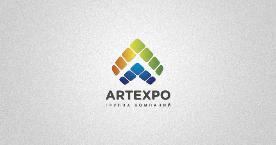 Логотип для группы компаний «Артекспо»