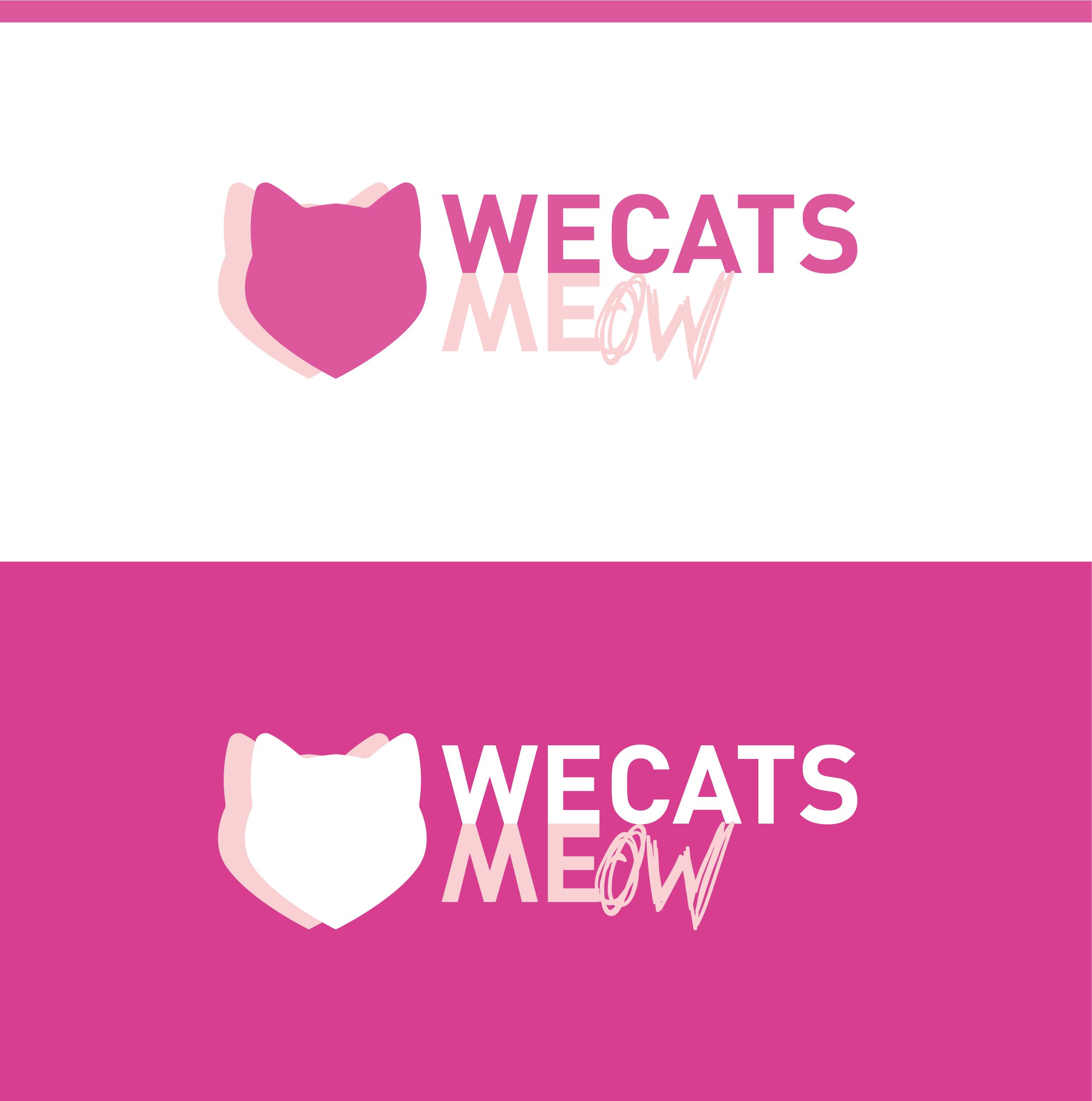 Создание логотипа WeCats фото f_5665f1a0db550391.png