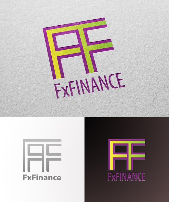 Разработка логотипа для компании FxFinance фото f_7745117b055f10e4.jpg