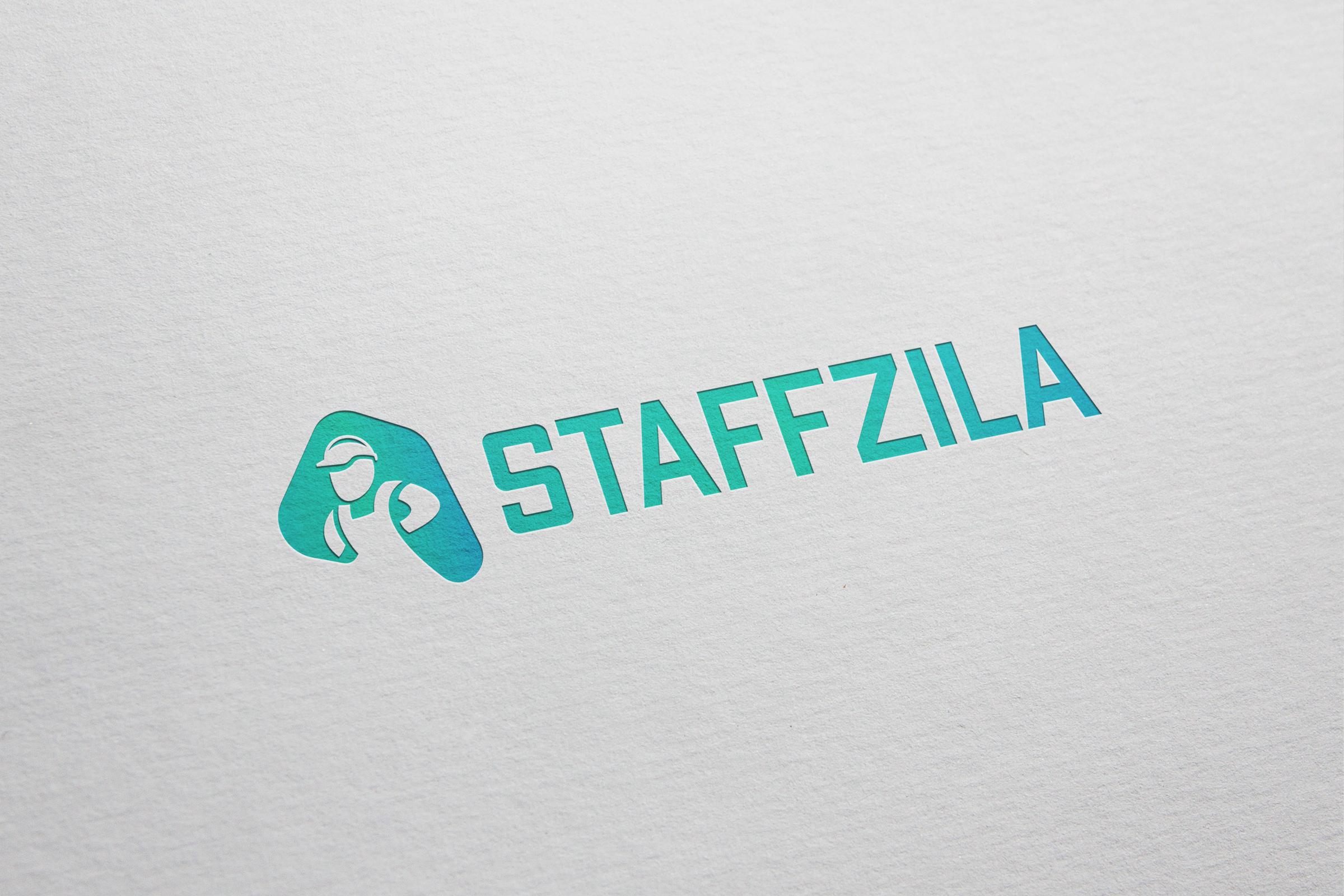 "Логотип для сайта ""Staffzila"""