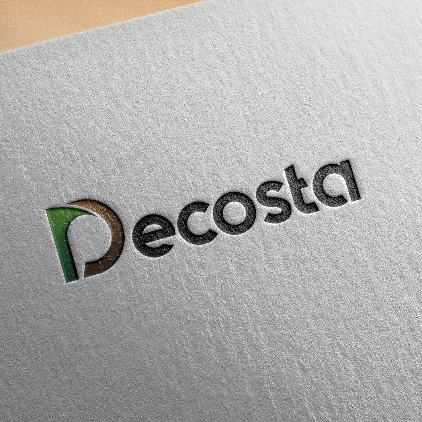 Логотип предприятия Decosta