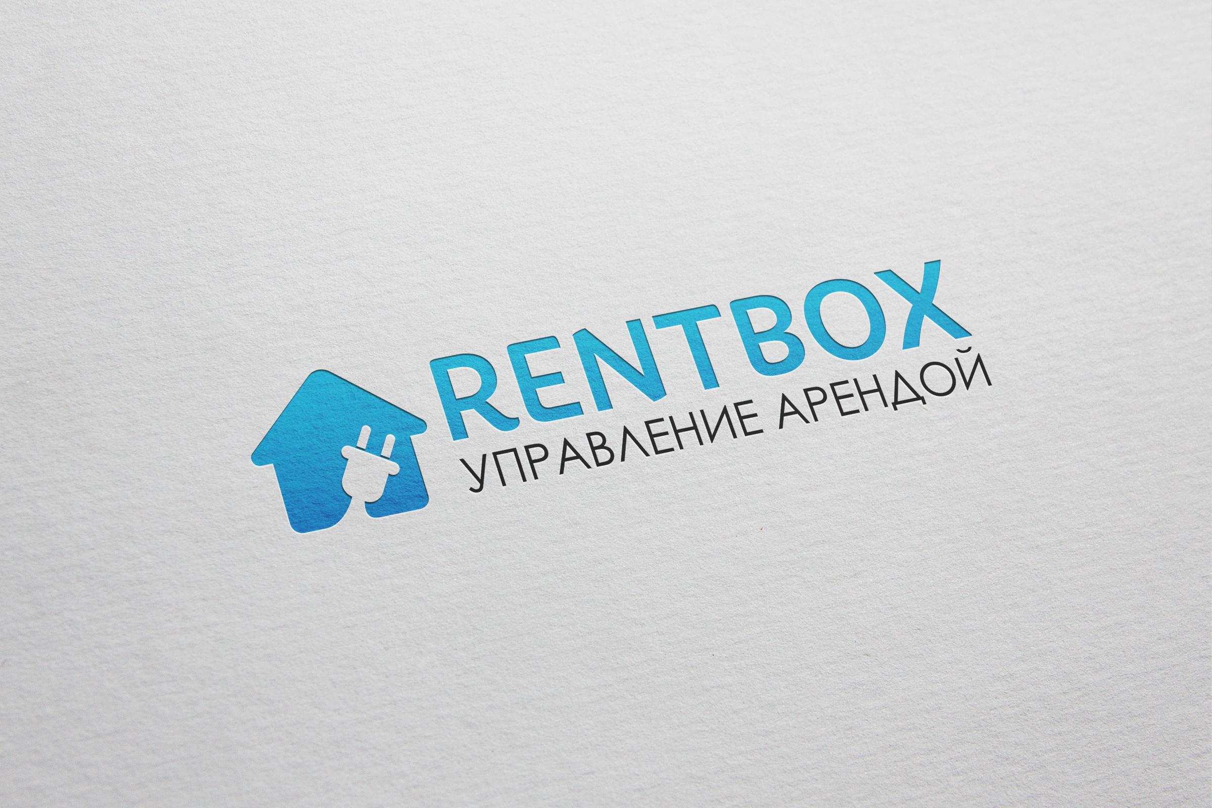 """Логотип для сайта """"Rentbox"""""""