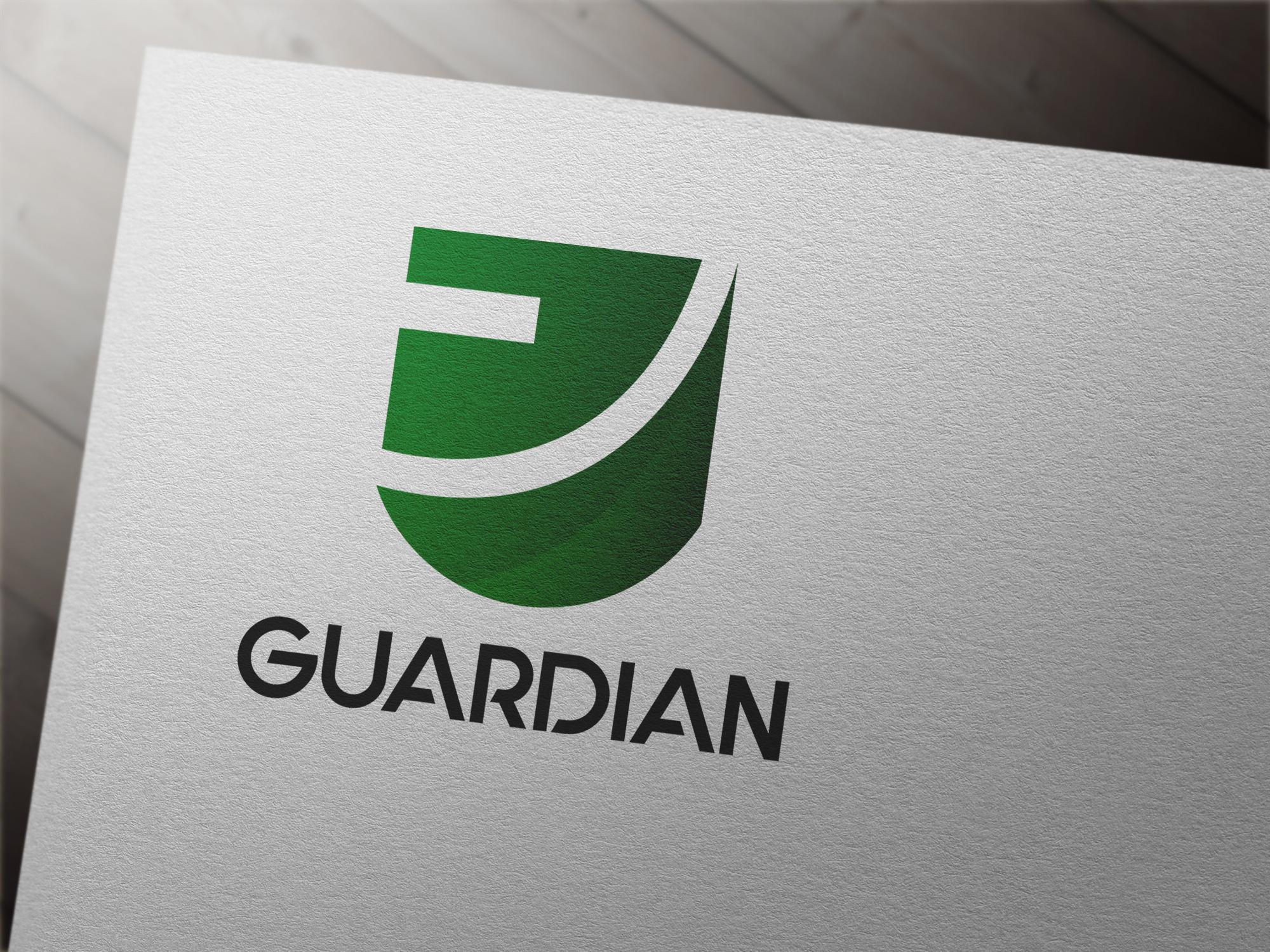 Логотип компании по домашним системам защиты