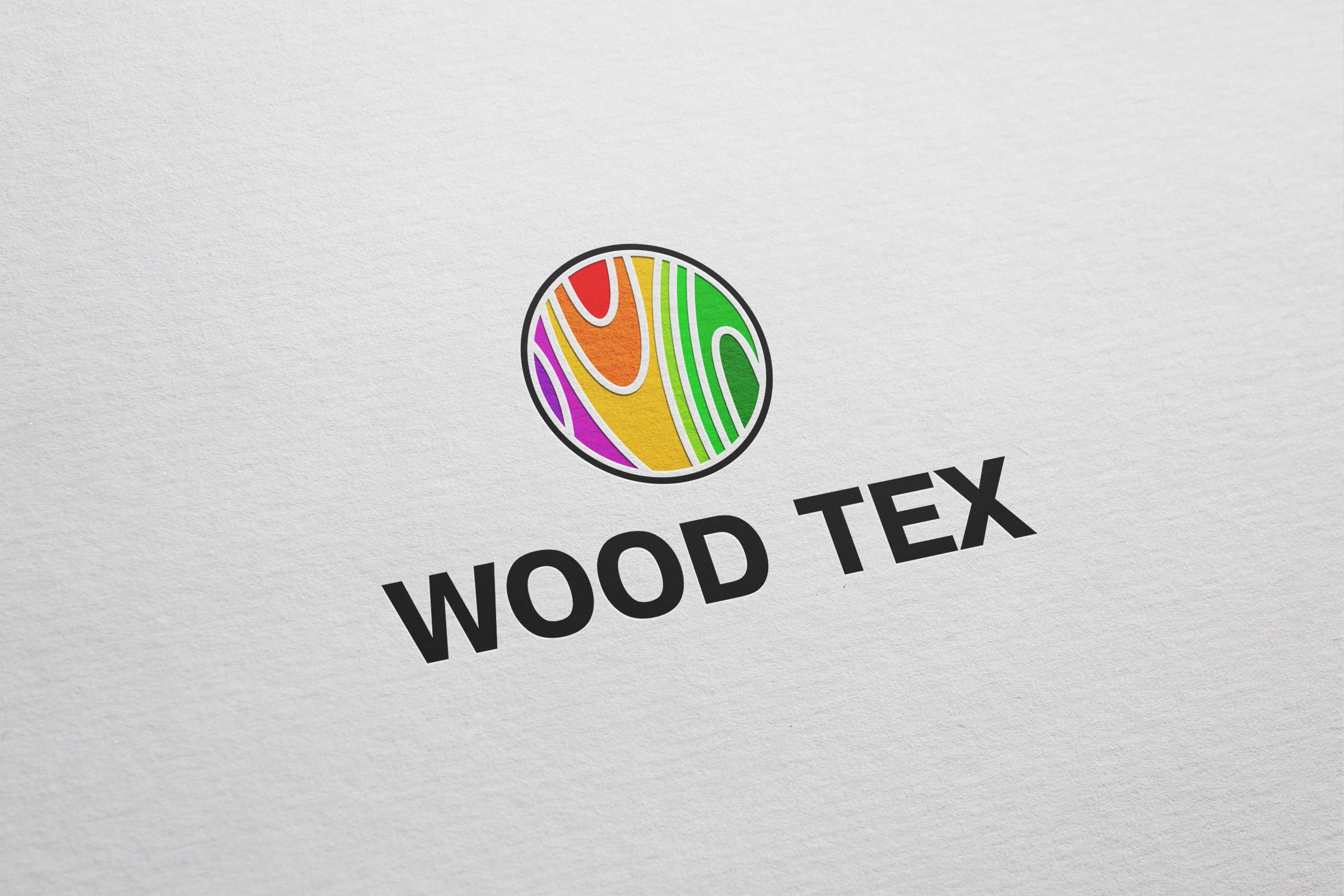 "Логотип для компании ""Wood Tex"""
