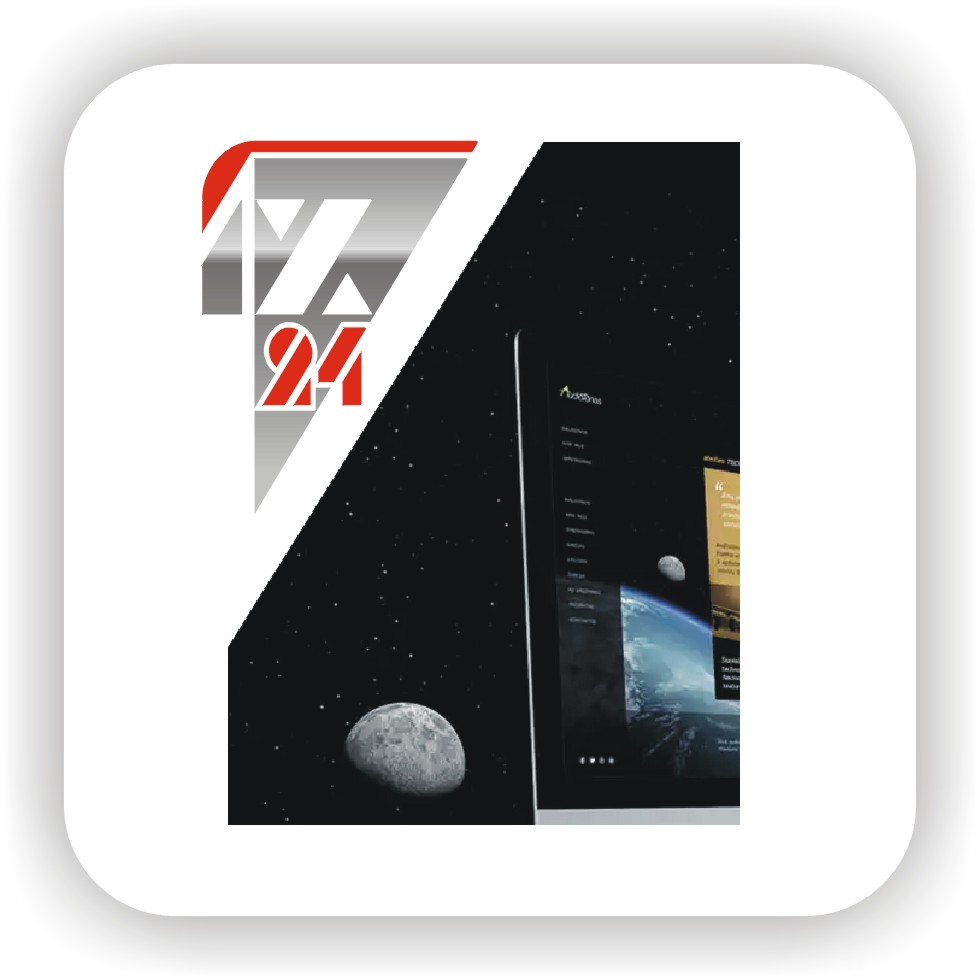 Разработка логотипа компании FX-24 фото f_373545a24948bf0e.jpg