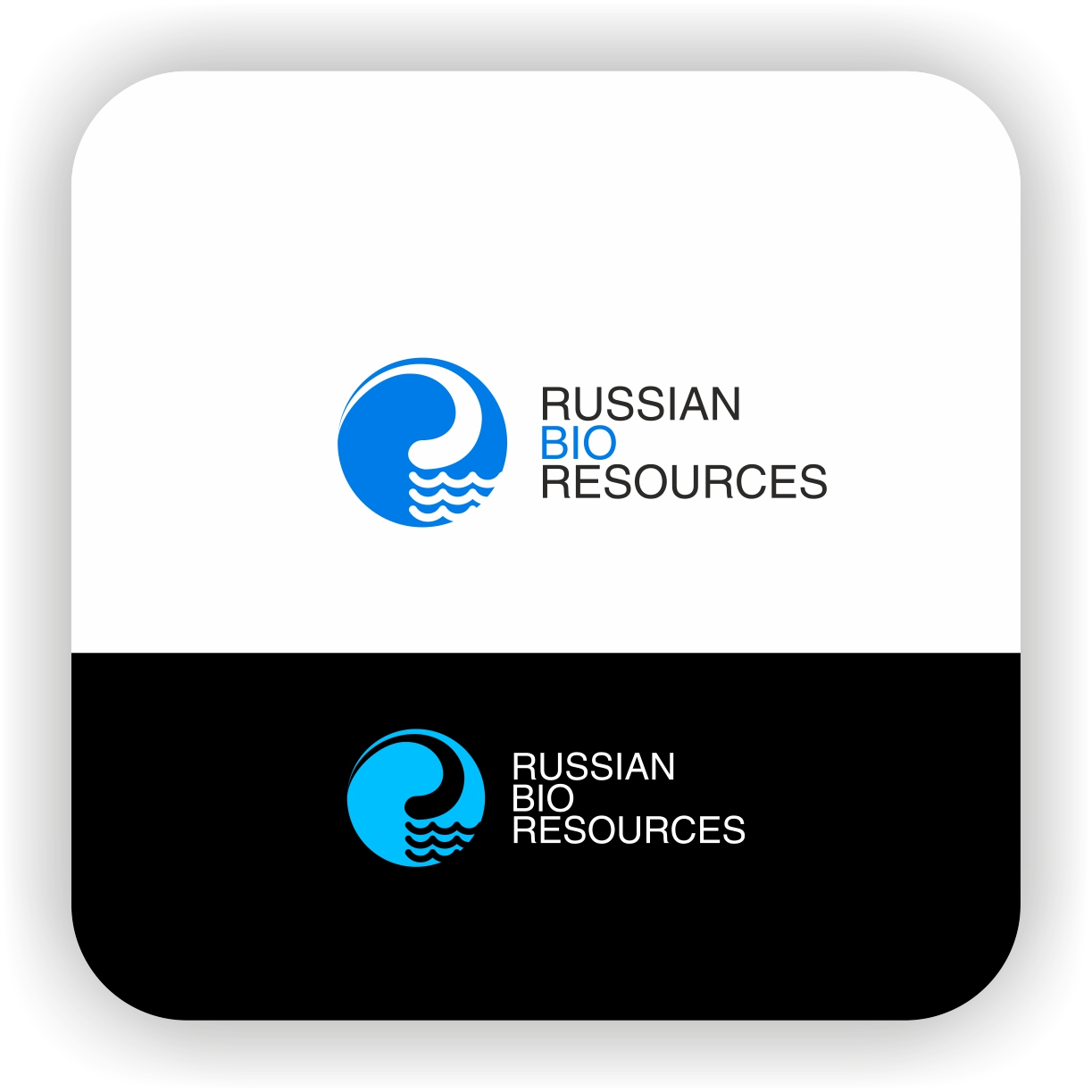 Разработка логотипа для компании «Русские Био Ресурсы» фото f_753590446c207db7.jpg