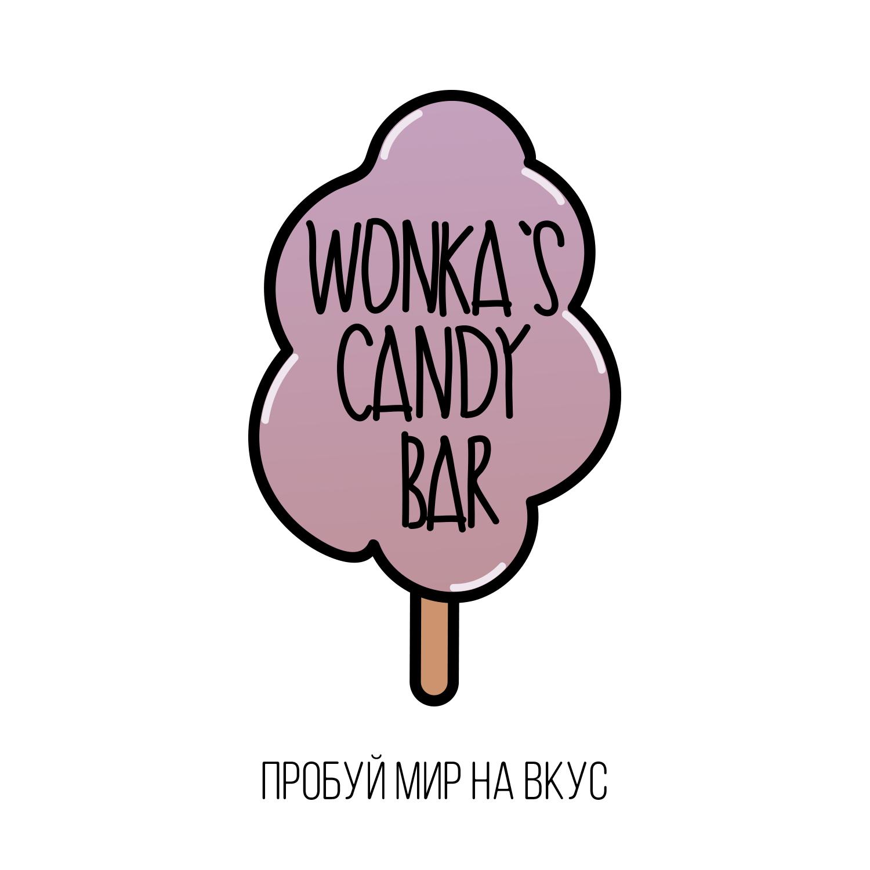 Разработка логотипа магазина сладостей со всего мира. фото f_6895a270963607da.jpg