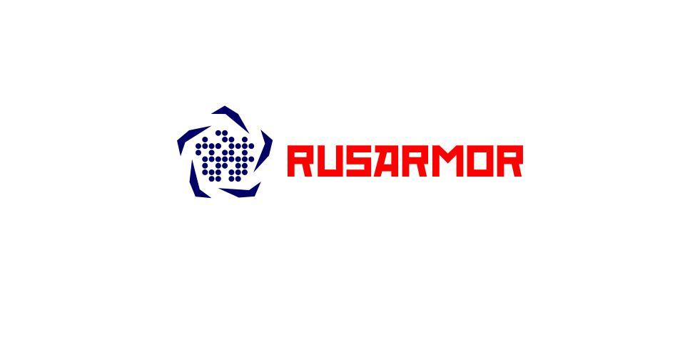 Разработка логотипа технологического стартапа РУСАРМОР фото f_0405a0da332f271d.jpg