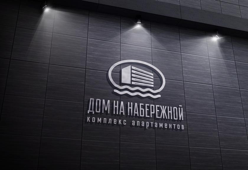 РАЗРАБОТКА логотипа для ЖИЛОГО КОМПЛЕКСА премиум В АНАПЕ.  фото f_1215deb09ce944a3.jpg