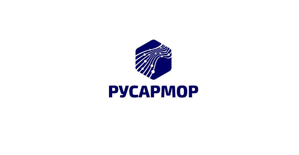 Разработка логотипа технологического стартапа РУСАРМОР фото f_5245a0da33e67f4d.jpg
