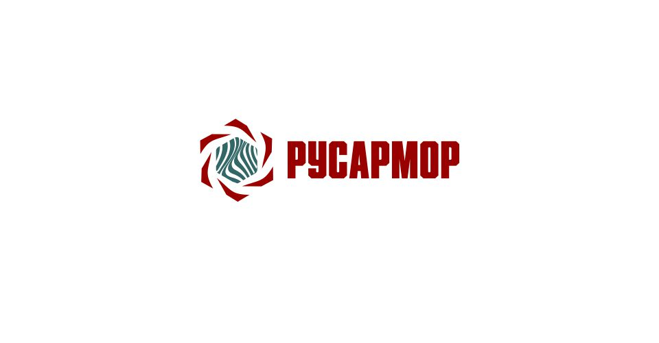 Разработка логотипа технологического стартапа РУСАРМОР фото f_7535a0dac4369bad.jpg