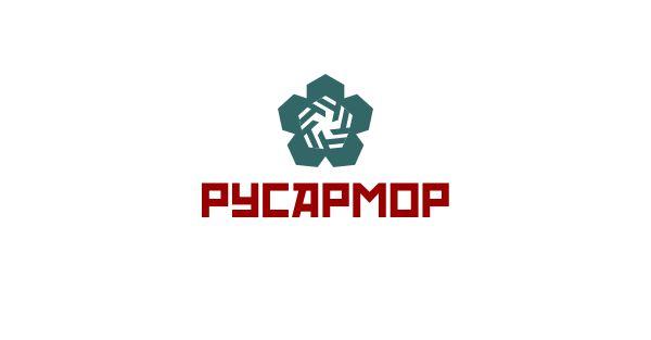 Разработка логотипа технологического стартапа РУСАРМОР фото f_7715a0d894e3f15b.jpg