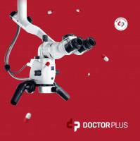 Дизайн для медицинской клиники Доктор плюс