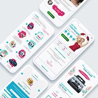 """Мобильный лендинг для женского онлайн-марафона """"Твоя революция"""""""