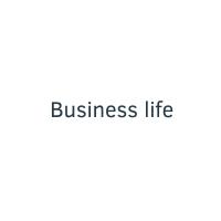 Шрифтовой лого для бизнес-блога