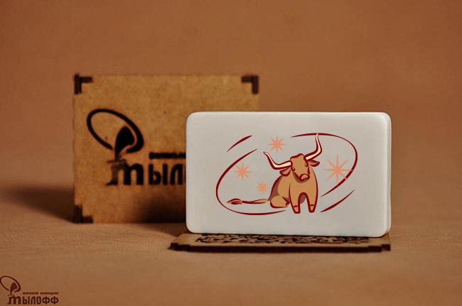 Создать рисунки быков, символа 2021 года, для реализации в м фото f_3045ef7133103341.jpg