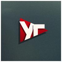 уГорских - логотип для канала на YouTube