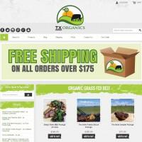 Парсер товаров ИМ txbarorganics.com