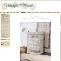 Парсер товаров ИМ vintage-home.de
