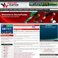 Анализатор результатов матчей на сайте soccerpunter.com
