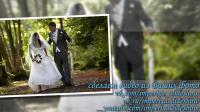 слайд-шоу Love story или свадебного альбома