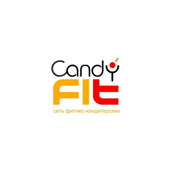 "Разработать логотип для ""CandyFit"" фото f_32951ed2949c128f.jpg"