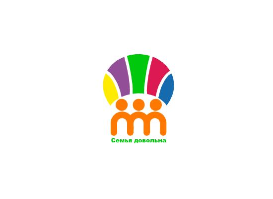 "Разработайте логотип для торговой марки ""Семья довольна"" фото f_7775b9a9e732f50e.png"