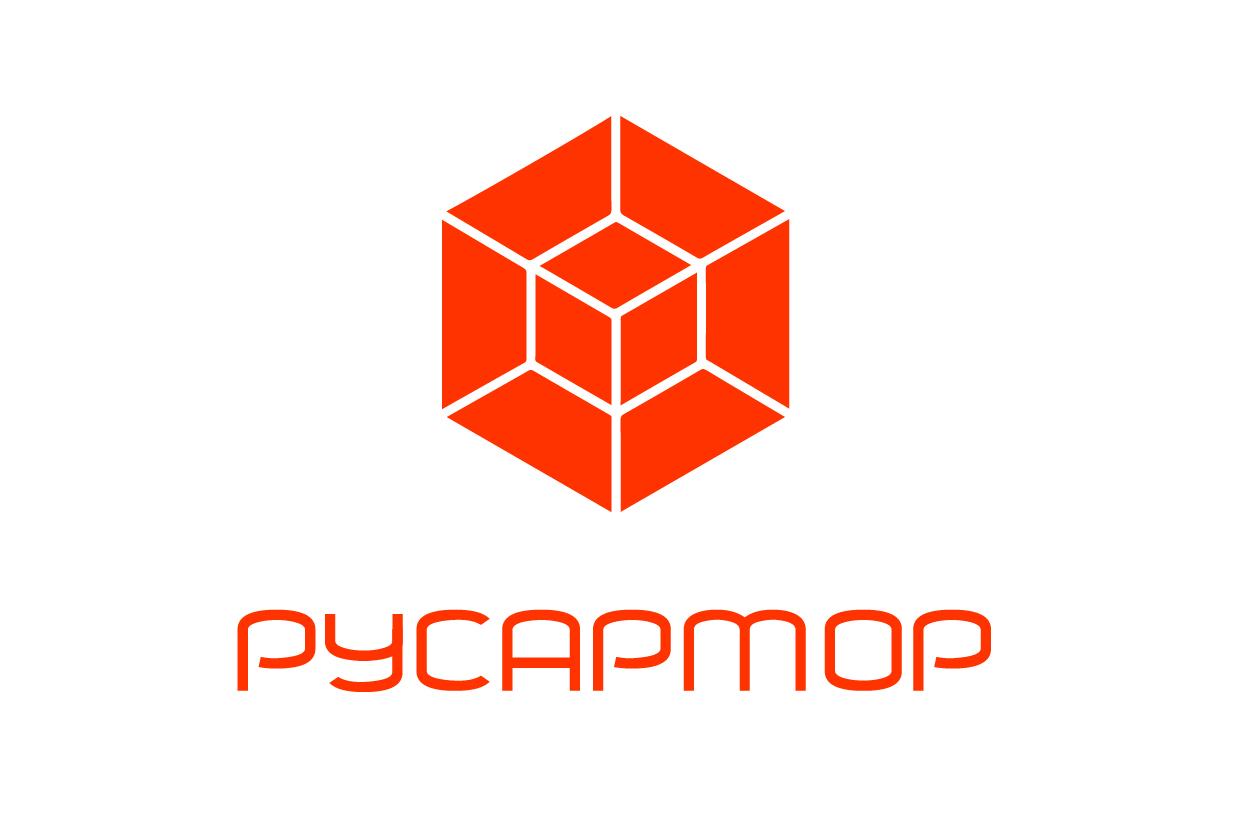 Разработка логотипа технологического стартапа РУСАРМОР фото f_1015a080b841d17e.jpg