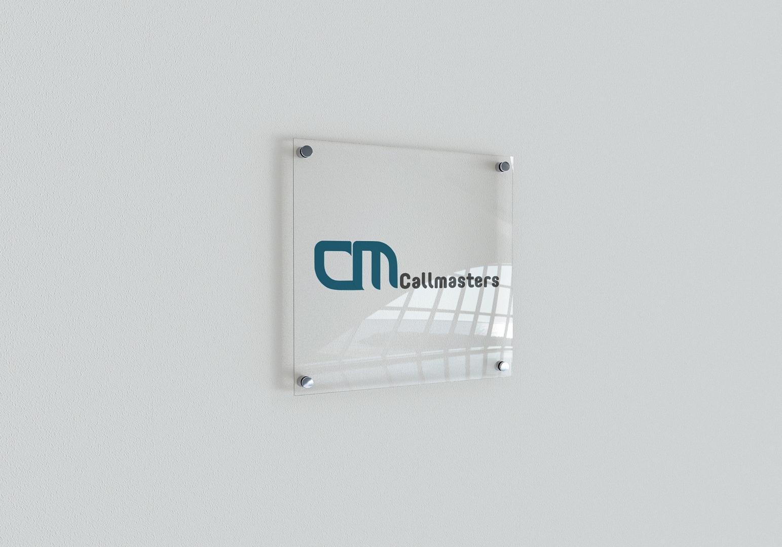 Логотип call-центра Callmasters  фото f_2735b69e31657e90.jpg