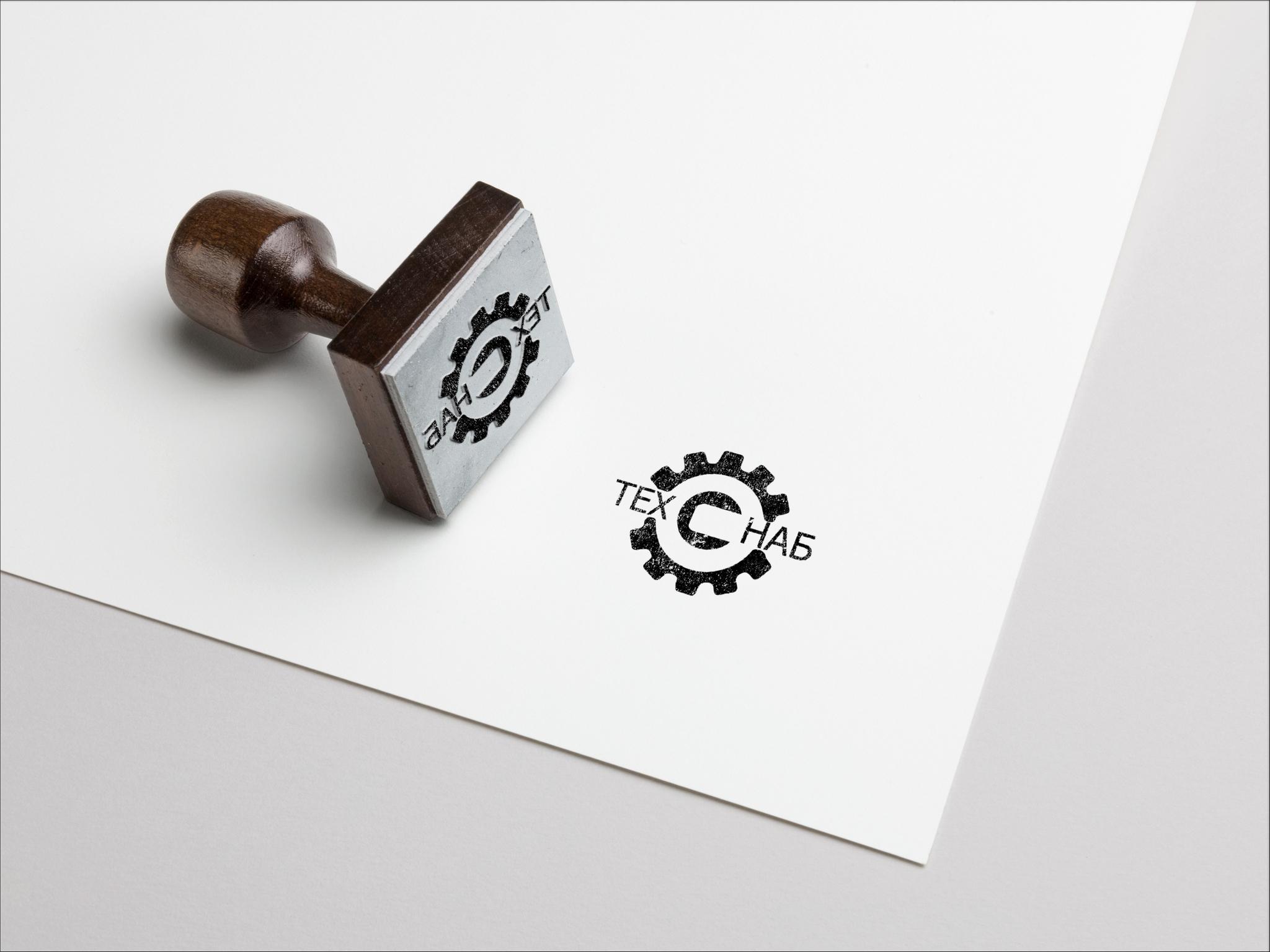 Разработка логотипа и фирм. стиля компании  ТЕХСНАБ фото f_3035b1fa7bea62be.jpg