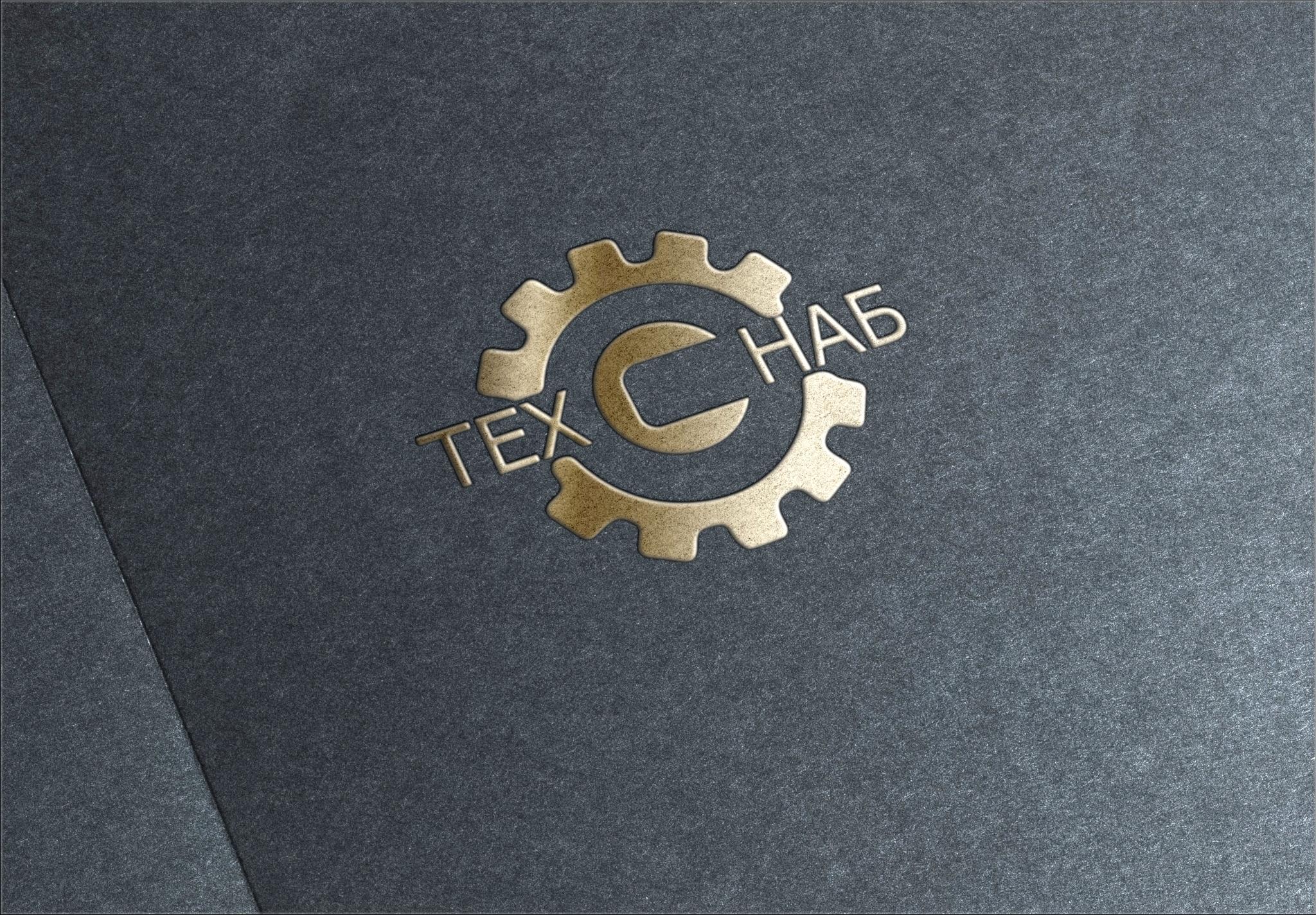 Разработка логотипа и фирм. стиля компании  ТЕХСНАБ фото f_4795b1fa9f0ab9f3.jpg