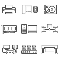 ИТ, компьютеры, техника • Линии • 60 шт.