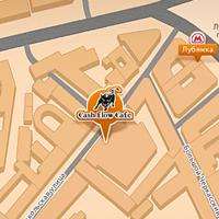 Схема расположения CashFlow Cafe