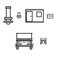 Продукция механического завода • Pixel perfect • 26 шт.
