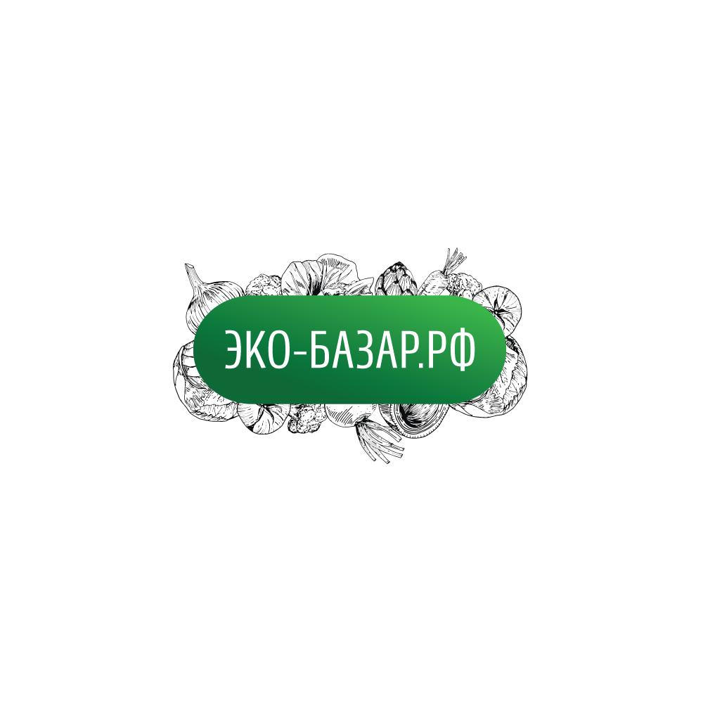 Логотип компании натуральных (фермерских) продуктов фото f_499593edb06ea5bb.jpg