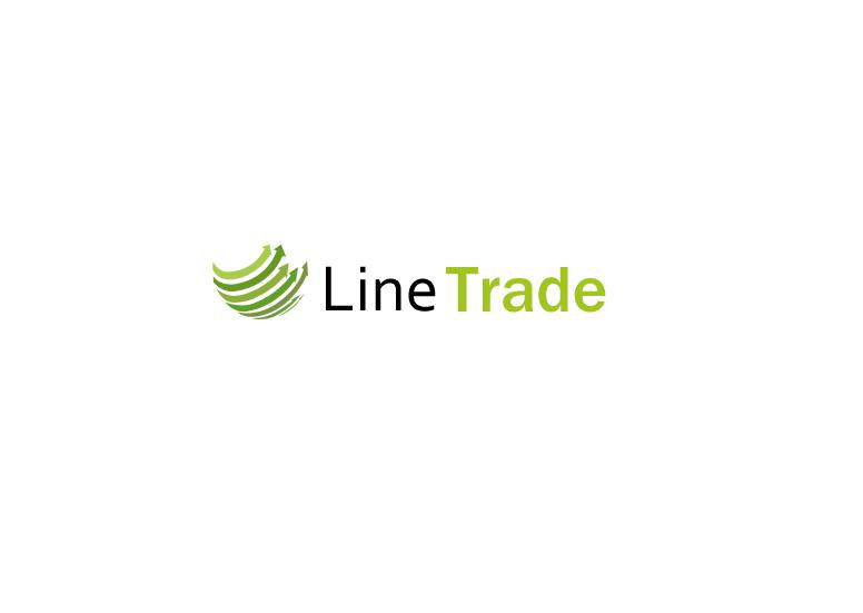 Разработка логотипа компании Line Trade фото f_73950f914fab244e.jpg