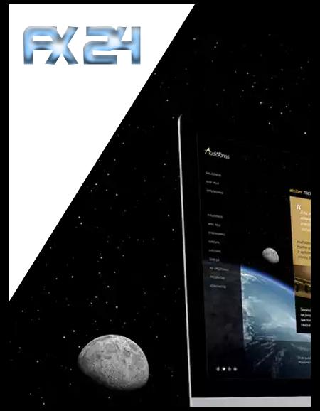 Разработка логотипа компании FX-24 фото f_17854594a1538525.png