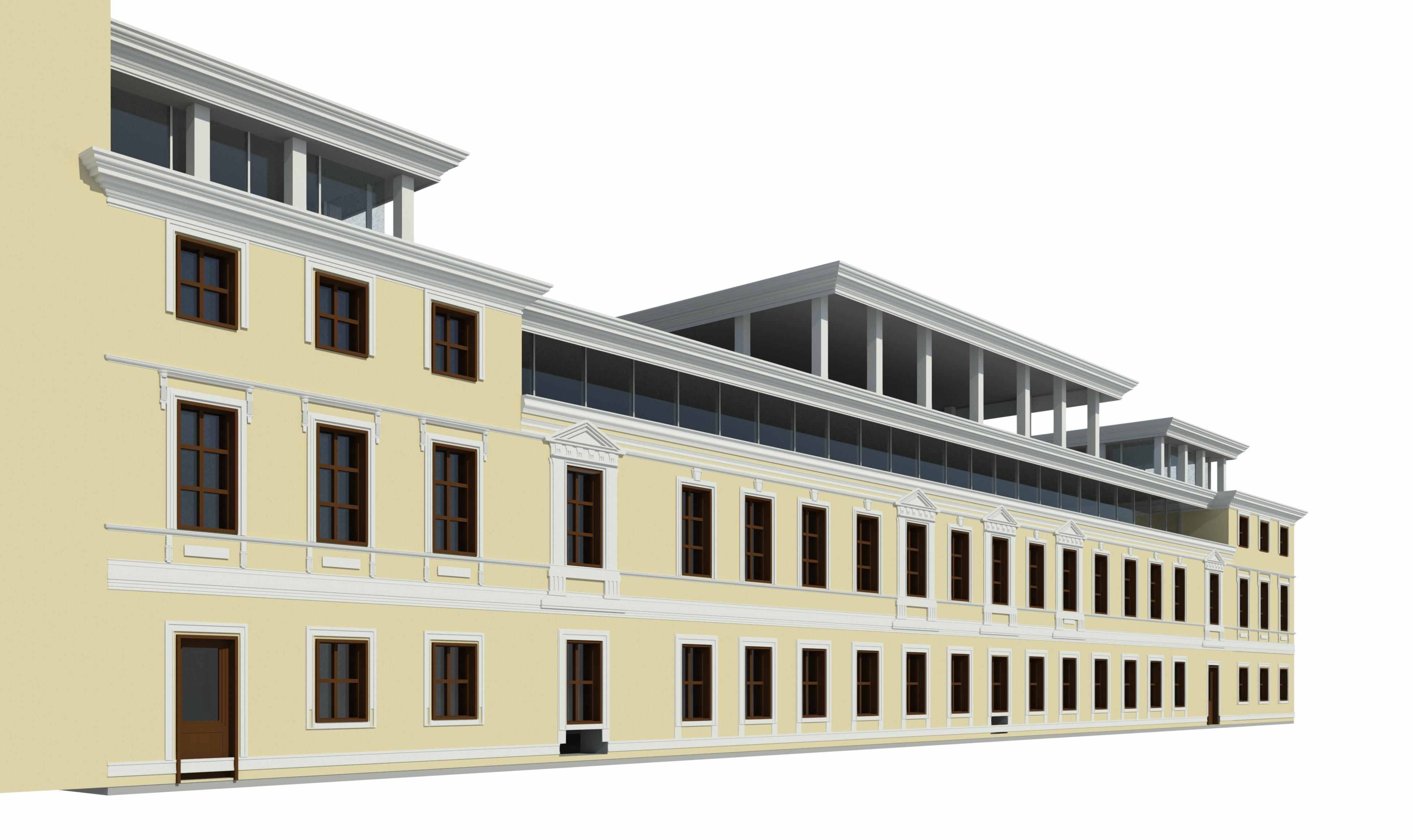 Концепция достройки фасада исторического здания фото f_3045c0a1ceb39b48.jpg